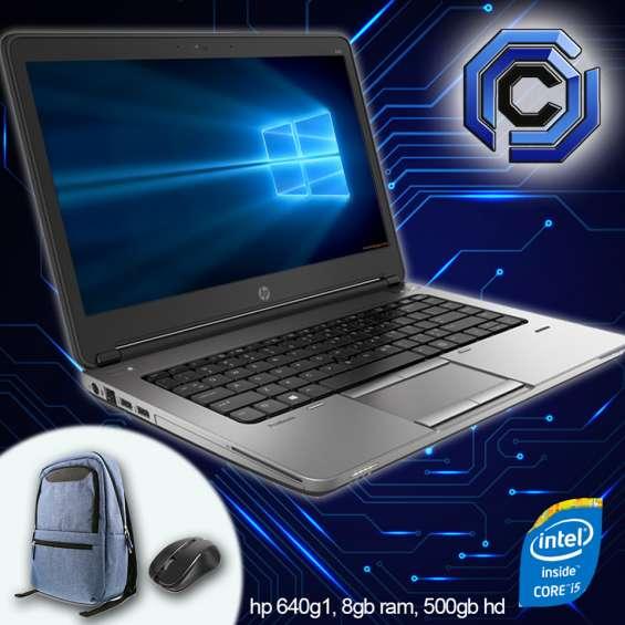 Laptops hp probook para trabajos exigentes