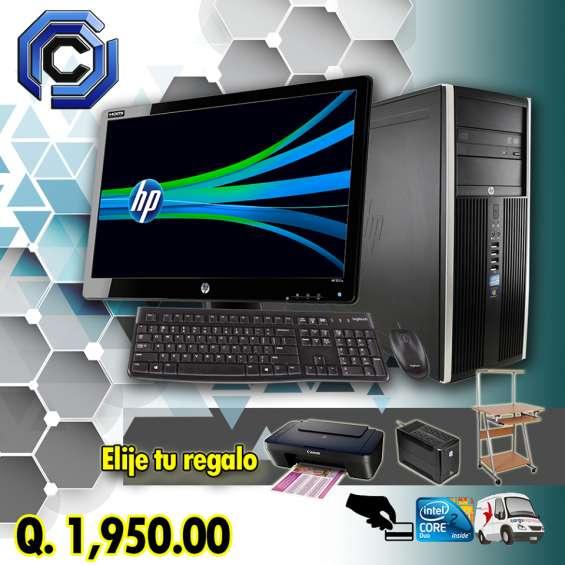 Computadoras para el trabajo en el hogar