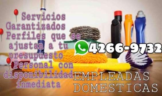 Domesticas para tu casa