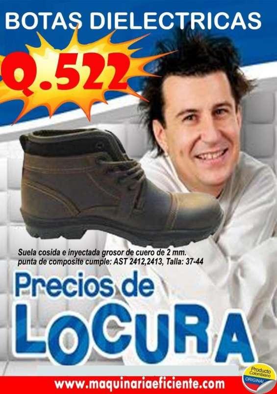 Oferta de botas dieléctricas