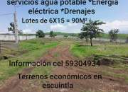 Terrenos económicos en Escuintla